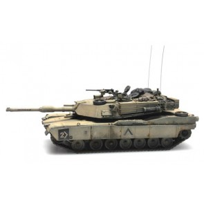Artitec 6870142 - US M1A1 Abrams Desert Storm Beowulf  ready 1:87