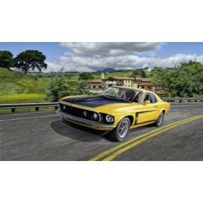 Revell 67025 - Model Set 1969 Ford Mustang Boss