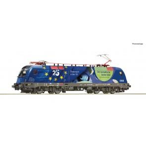 """Roco 70501 - Elektrische locomotief 1116 276-7 """"25 Jahre Östenreich in der EU"""""""