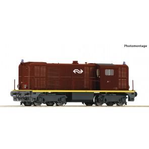 Roco 70787 - Diesellok Serie 2400 braun