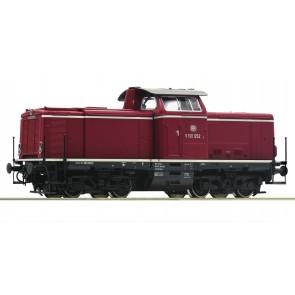 Roco 70980 - Diesellok V100 DB altrot Snd.