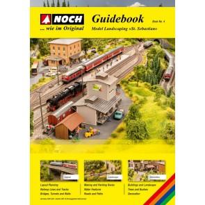 """Noch 71911 - Model Landscaping Guidebook """"St. Sebastian"""""""