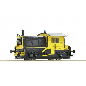 """Roco 72012 - NS-dieselloc """"Sik"""" met geluid, licht en digitale koppelingen"""