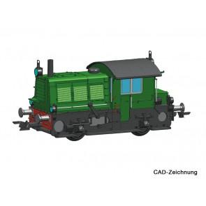 Roco 72015 - Dieselloc Sik groen DC-Sound