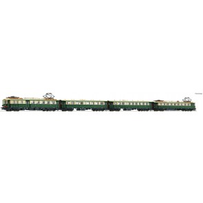 Roco 72065 - Treinstel Blokkendoos 4-delig NS sound