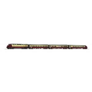 Roco 72069 - TEE-dieseltreinstel NS, vierdelig