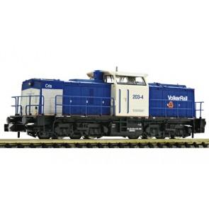 Fleischmann 721105 - Diesellok V100 Volker Rail OP=OP!