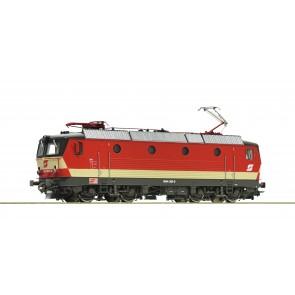 Roco 72436 - E-Lok Rh 1044 blutorange   UITVERKOCHT!