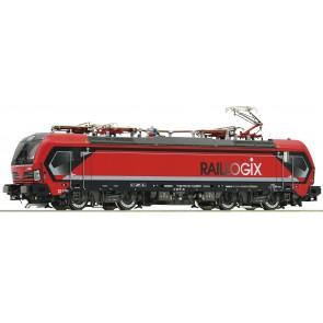 Roco 73936 - Elektrolokomotive 193 627-7, Raillogix.  NOG 5 RESERVEERBAAR!