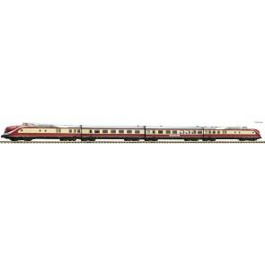 Fleischmann 741005 - 4 delige dieseltreinstel BR 601