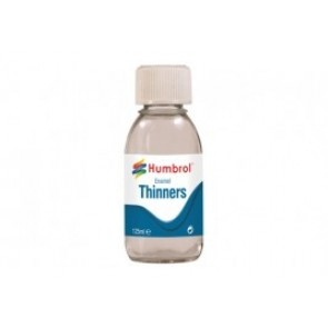Humbrol AC7430 - ENAMEL THINNER 125ML