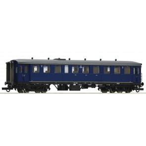 Roco 74419 - Rijtuig Cec blauw NS