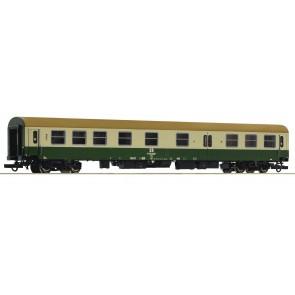 Roco 74805 - Reisezugwg. 2. Kl. Gep. DR cre