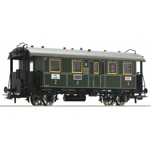 Roco 74900 - Personenwag. 2./3.Kl. KBAY