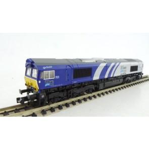Kato K10813 - Dieselloc Class 66 ERS Railways OP=OP!