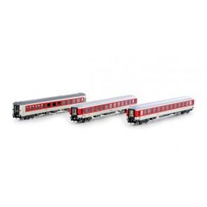 L.S. Models 79011 - CNL wit/rood OP=OP!