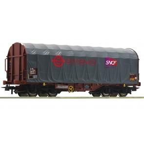 Roco 76450 - Schiebeplanenwagen, Ermewa