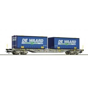 "Roco 76931 - Containertragw. ""DeWaard"""