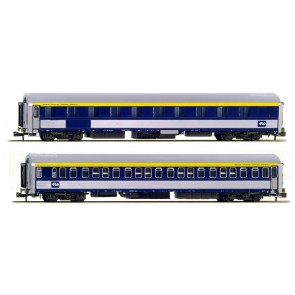 L.S. Models 74003 - 2 rijtuigen NS OP=OP!