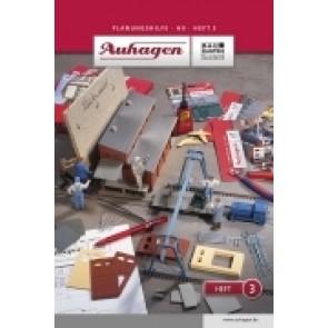 Auhagen 80003 - Planungshilfe - Heft 3