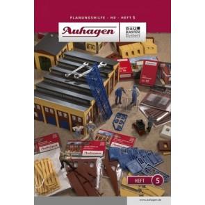 Auhagen 80005 - Planungshilfe - Heft 5