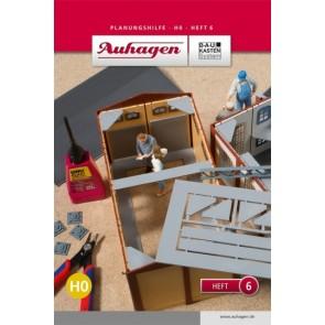 Auhagen 80006 - Planungshilfe - Heft 6
