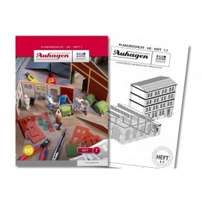Auhagen 80007 - Planungshilfe - Heft 7