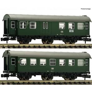 Fleischmann 809908 - 2 delige set: ombouwwagens