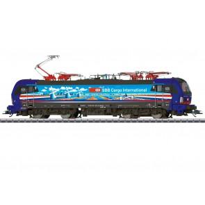 "Trix 22735 - Internationale e-loc serie193 ""Hollandpiercer"", SBB Cargo"