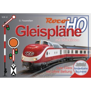 Roco 81394 - Roco Line Gleispläne H0