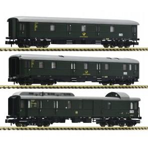 Fleischmann 814509 - 3-tlg.Set:Postzug der DB