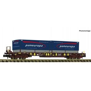 Fleischmann 825058 - Containerwagen T3 + Paneuropa