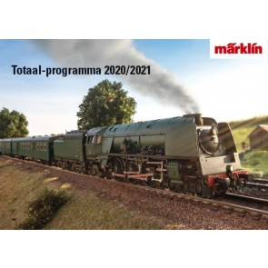Marklin 15714 - Catalogus 2020/2021 Nederlands