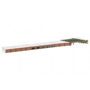 Marklin 89793 - Bausatz Arkarden-Brücke HH-Da
