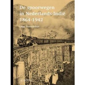 WBooks 9789462584099 - De spoorwegen in Nederlands-Indië