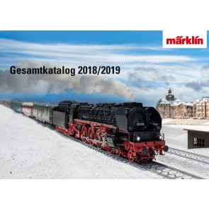 Marklin 15764 - Catalogus 2018/2019 Nederlands