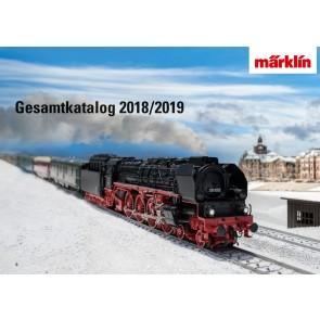 Marklin 15764 - Catalogus 2018/2019 Nederlands