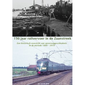 150 jaar railvervoer in de Zaanstreek