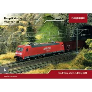 Fleischmann 990217 - FM Hauptkatalog Spur N 17/18 E