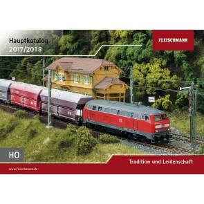 Fleischmann 990417 - FM Hauptkatalog Spur H0 2017 e