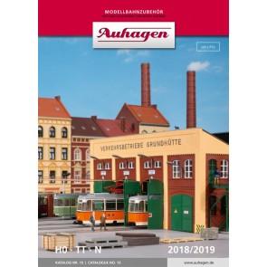 Auhagen 99615 - Catalogus 2018/2019