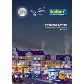 Kibri 99904  Catalogus 2020-2022