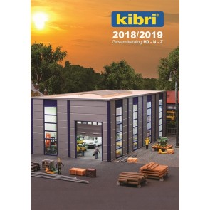 Kibri 99904 - Catalogus 2018/2019