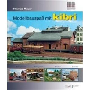 Kibri 99907 - Buch Modellbauspass mit kibri
