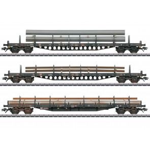 Marklin 47145 - Set rongenwagens. UITVERKOCHT