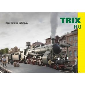 Trix 19837 - H0-catalogus 2019/2020 (Duitstalig)