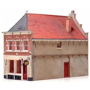 Artitec 10.166 - Winkel-woonhuis 17e eeuw  kit 1:87