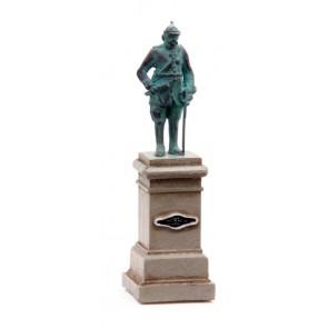 Artitec 10.208 - Standbeeld Bismarck Kant-en-Klaar  ready 1:87