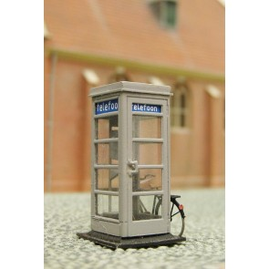 Artitec 10.285 - PTT-telefooncel  kit 1:87