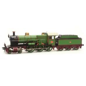 Artitec 20.220.01 - SS 755 appelgroen 3-as tender 18-21, analog GS  train 1:87
